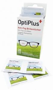 OptiPlus 30 Anti-Condens (Anti-Fog) wegwerp doekjes